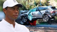 Se revela la causa del accidente automovilístico que sufrió Tiger Woods en Rolling Hills Estates