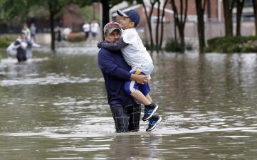 Las peores inundaciones de la última década: más de 1,000 millones en cada desastre