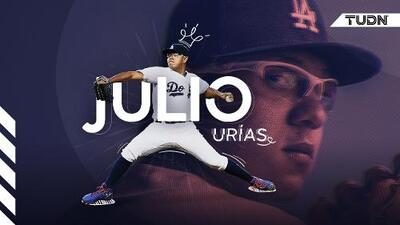 Inspiradora historia de Julio Urías