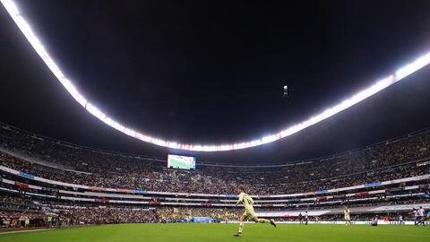¡A seis de los 10.000 goles! Las mejores anotaciones de América en el Estadio Azteca