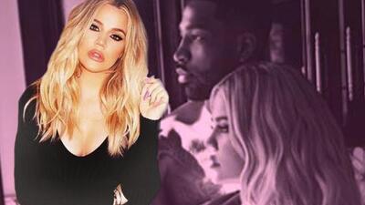 Nace la hija de Khloé Kardashian y Tristan Thompson (el de la infidelidad) estuvo en el parto