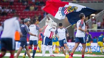 Chivas recibe a un equipo que solo ha ganado uno de ocho partidos como visitante