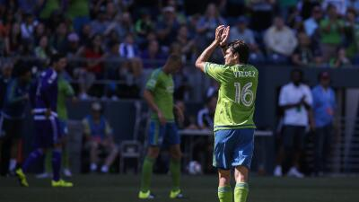 Nelson Haedo Valdez retorna a Seattle Sounders tras su participación en Copa América Centenario
