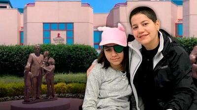 Historias de vida como la de Tina se siguen escribiendo en el Hospital St. Jude gracias a tu donativo