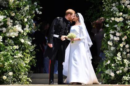 Meghan ha deslumbrado con su porte: desde cómo lució el vestido de bodas Givenchy, hasta su ropa de maternidad.