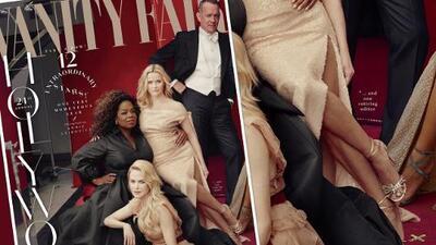¿Tres piernas? La postura imposible de Reese Witherspoon (no intentes hacer esto en tu casa)