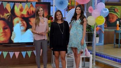Jennifer celebra su 'Baby Shower' junto a Ana Patricia en Despierta América
