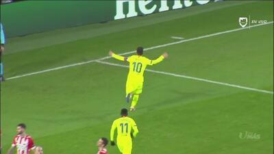 Con estos goles el Barcelona se impuso 1-2 en su visita al PSV del 'Chucky' Lozano