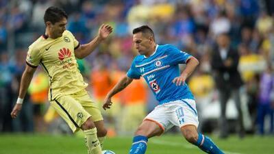 Cómo ver América vs. Cruz Azul en vivo por la Copa MX