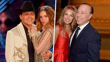 De Belinda y Christian Nodal a Thalía y Tommy Mottola: las parejas más disparejas de la farándula, según los fans