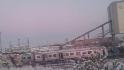 Accidente de tren en Turquía deja al menos 9 muertos y decenas de heridos