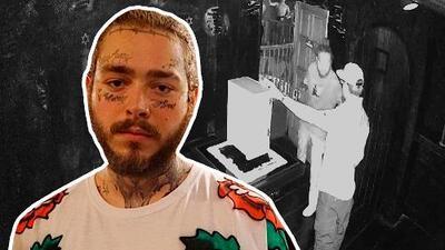 Con este video aseguran que famoso rapero tiene una maldición (tuvo una emergencia en avión y un choque en días)