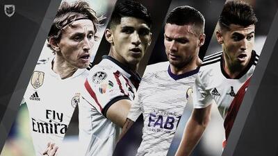 Estas son las estrellas que en el Mundial de Clubes desplegarán su talento