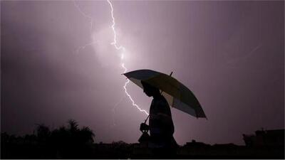 Recomendaciones de seguridad para evitar que te caiga un rayo durante una tormenta