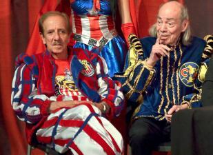 Famosos del Clásico Nacional: celebridades hinchas de Chivas y de América
