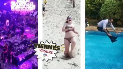 Viernes Virales: graban en video a familia que se queda 'a un pelo' de un accidente y de verlo, hasta tú agradecerás por su vida