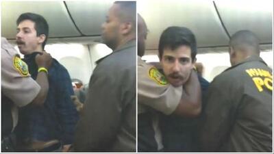 Controversia tras presunto abuso de autoridad hacia un pasajero por parte de funcionarios de American Airlines