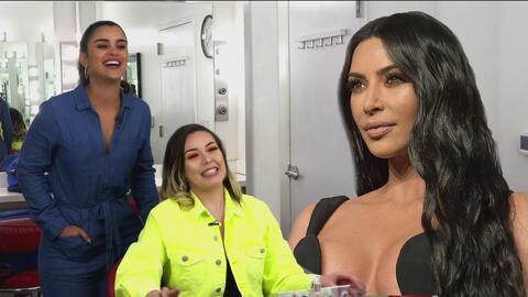 La hija de Daddy Yankee le enseñó a Clarissa Molina los secretos de las Kardashian al momento de maquillarse