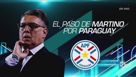 Gerardo 'El Tata' Martino y su paso revolucionario por el fútbol paraguayo