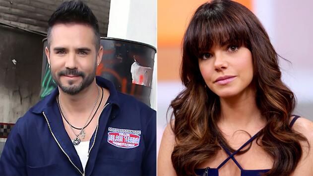 José Ron confiesa si hubo o no romance con Livia Brito al recordar los amores que vivió por una telenovela