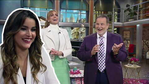 La nueva comediante: el chiste malo de Clarissa Molina sí funcionó con El Gordo