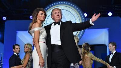 Jomari trajo los mejor y los peor vestidos de la toma de posesión de Donald Trump