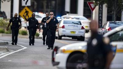 Sospechoso del tiroteo en Jacksonville habría utilizado un revólver para el ataque