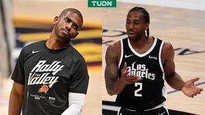 Chris Paul y Kawhi Leonard tampoco estarán en Juego 2 del Suns-Clippers