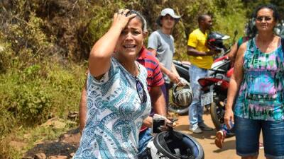 Sube a 40 la cifra de muertos por colapso de represa minera en Brasil