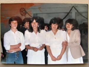 El pasado de Cristina en México: Capulhuac, la barbacoa, su infancia y su familia