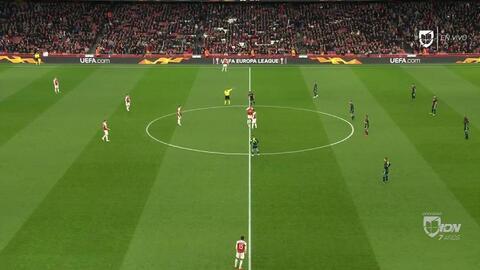 Highlights: Napoli at Arsenal on April 11, 2019