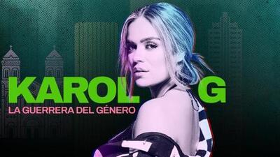 Univision estrena el tráiler de 'Karol G: la guerrera del género', documental que tendrá este viernes su premiere en Miami