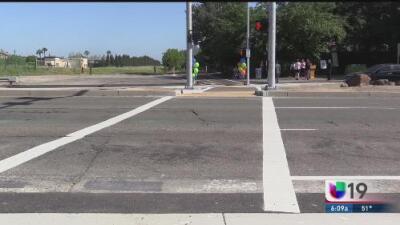 Número de peatones muertos en Sacramento alarma a las autoridades californianas