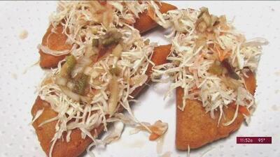 Sazón casero: enchiladas de masa