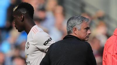 ¿Era falta de química? Mourinho revela cuál era su problema con Paul Pogba en el United