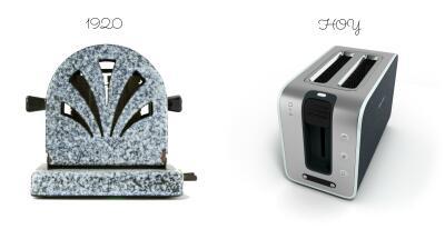 Así han cambiado los utensilios de cocina a través de los años