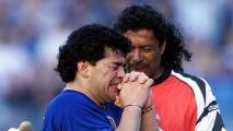 Higuita propone que la Copa América incluya el nombre de Maradona