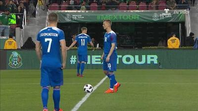 Highlights: Iceland at Mexico on March 23, 2018