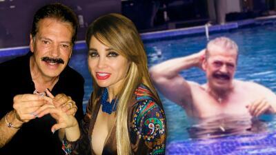 Escándalo con Yalitza Aparicio no apagó la pasión entre Sergio Goyri y su novia (pronto hay boda)