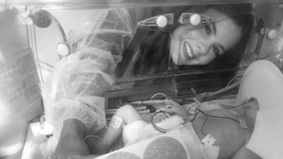 Muere hija de Wisin que nació con el desorden genético de trisomía 13