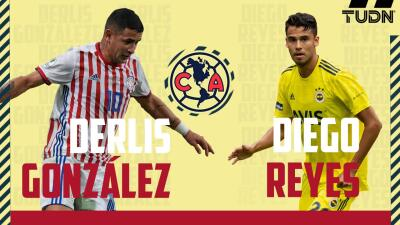 Pros y contras de Derlis González y Diego Reyes para el América