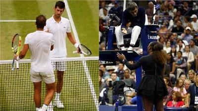 Tenis en 2018: Lucha por el número uno, ascenso de Djokovic y el espectáculo de Serena