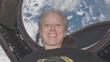 Esta escuela en Houston motiva a sus estudiantes a seguir los pasos de la astronauta Shannon Walker