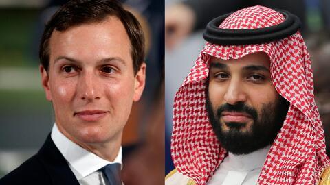 El yerno de Trump aconsejó a Bin Salman cómo lidiar con el escándalo del asesinato de Khashoggi, según NYT