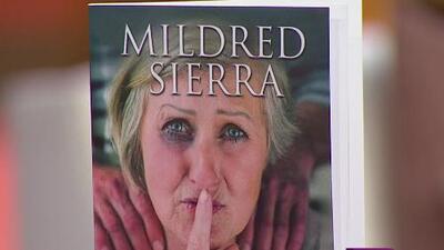 """Mildred Sierra presenta su libro """"Culto al silencio"""""""