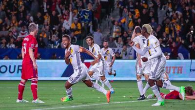 """""""Nuestro prestigio está en juego"""", Gio dos Santos tras rescatar punto ante Chicago de Schweinsteiger"""