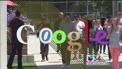 Trabajos de ensueño en el gigante Google