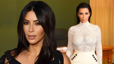 """Tras vivir un episodio """"aterrador"""", Kim Kardashian habla del diagnóstico de lupus"""