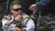 Disidencias de las FARC confirman la muerte del excabecilla de esa guerrilla colombiana Jesús Santrich