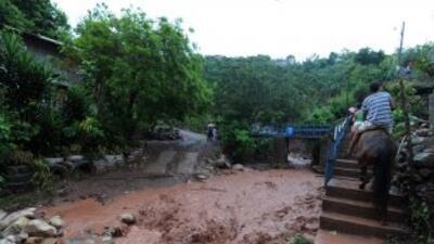 Honduras y Nicaragua, los más vulnerables a deslizamientos
